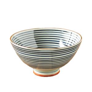 Rice bowl: Stripe