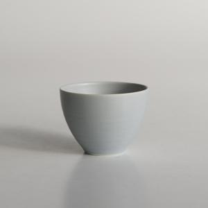 Miyama: Craftsman-made tea cup Gray