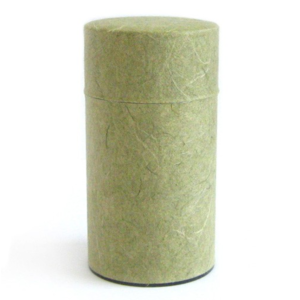 Tea canister Green (Large)