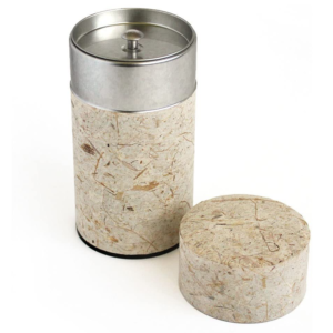 Tea canister Natural (Large)