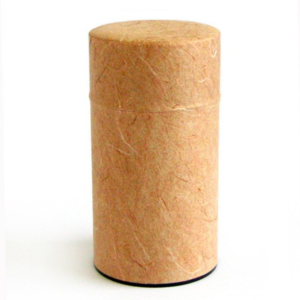 Tea canister Orange (Large)
