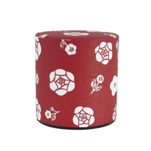 Tea canister Red (Small)