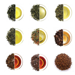 Tea trial set (Free shipping)