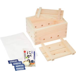 Hinoki cypress Tofu making kit