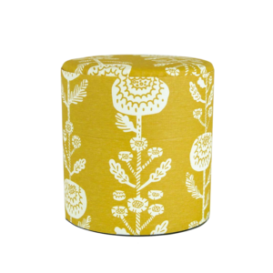 Tea canister Yellow (Small)