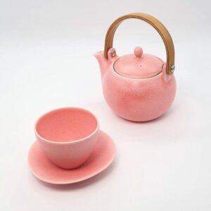 Miyama: Craftsman-made tea cup Sakura