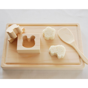Rice mold: Flower