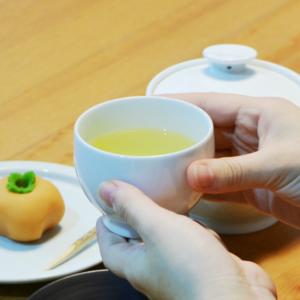 Hakusan ware: Tea cup