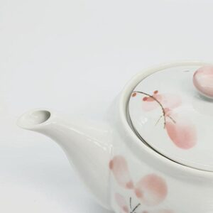 Hasami ware: Tea pot 【Karen series】