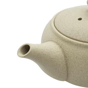 Tokoname ware Beige Tea pot: Jinsui pottery