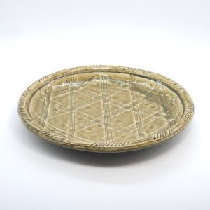 Mino ware Plate 22,8cm: Kiseto