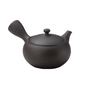 Tokoname ware Black Tea pot: Jinsui pottery