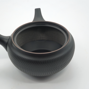 Tokoname ware Tea pot: Morimasa pottery