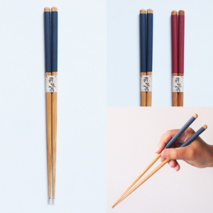 Wakasa lacquered chopsticks: SUSHI