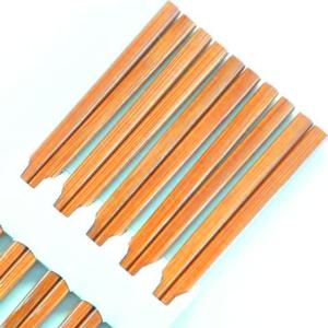 Wakasa lacquered chopsticks: Natural 5 sets