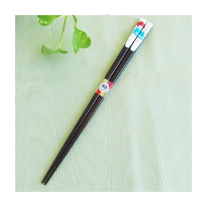 Wakasa lacquered chopsticks: Mt. Fuji
