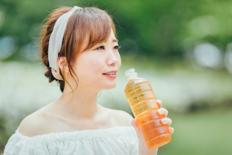 Why is water-brewed tea recommended?