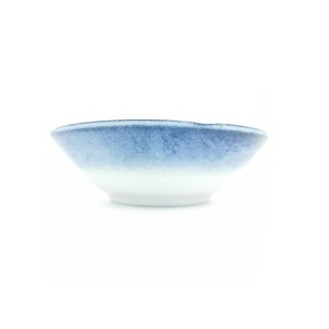 Mino ware Bowl 14cm: Kohiki Flower