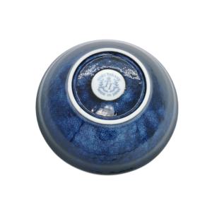 Mino ware Bowl 14cm: Ocean