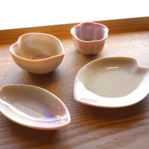 Mino ware bowl 5cm: Ume